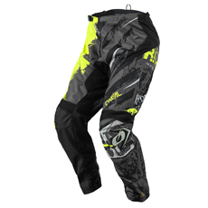 O'Neal Pantalone ELEMENT RIDE Crno-Žute