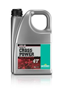MOTOREX CROSS POWER 4T 10W60 4L ulje