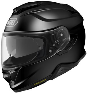 SHOEI GT-Air crna kaciga